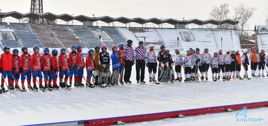 В Иркутске стартовал турнир призы клуба «Плетёный мяч»